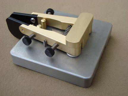 American Morse Equipment - KK2 Paddle Key Kit