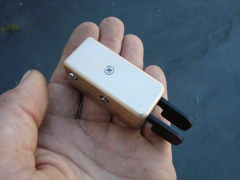 American Morse Equipment - Ultra Porta Paddle Iambic Paddle